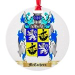 McEachern Round Ornament