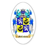 McEachern Sticker (Oval 10 pk)