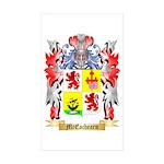 McEachearn Sticker (Rectangle 10 pk)