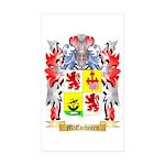 McEachearn Sticker (Rectangle 50 pk)