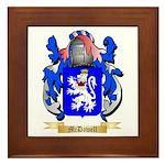 McDowell Framed Tile