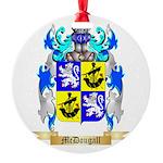 McDougall Round Ornament