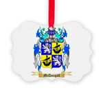 McDougall Picture Ornament