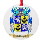McDougal Round Ornament