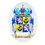 McDougal Oval Ornament