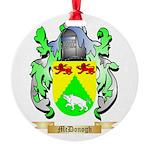 McDonogh Round Ornament
