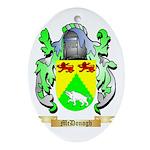 McDonogh Oval Ornament