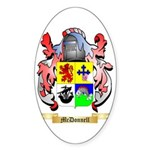 McDonnell Sticker (Oval 50 pk)