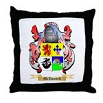 McDonnell Throw Pillow