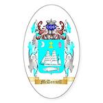 McDonnell 2 Sticker (Oval 50 pk)