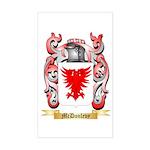 McDonlevy Sticker (Rectangle)
