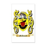 McDonell 35x21 Wall Decal