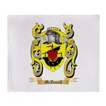 McDonell Throw Blanket