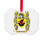 McDonell Picture Ornament