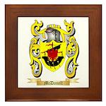 McDonell Framed Tile