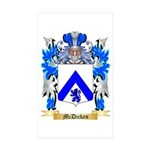McDicken Sticker (Rectangle 10 pk)