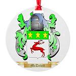 McDevitt Round Ornament