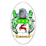 McDevitt Sticker (Oval)