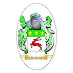 McDevitt Sticker (Oval 50 pk)