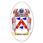 McDermott Sticker (Oval)