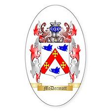 McDermott Sticker (Oval)