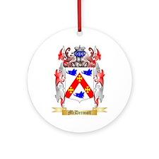 McDermott Round Ornament