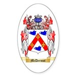 McDermot Sticker (Oval)