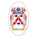 McDerby Sticker (Oval 50 pk)