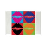 15 Minutes Of Fame Rectangle Magnet (10 pack)