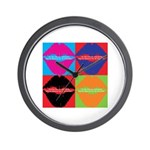 15 Minutes Of Fame Wall Clock