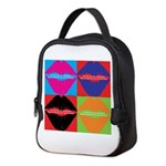 15 Minutes Of Fame Neoprene Lunch Bag