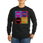 15 Minutes Of Fame Long Sleeve Dark T-Shirt