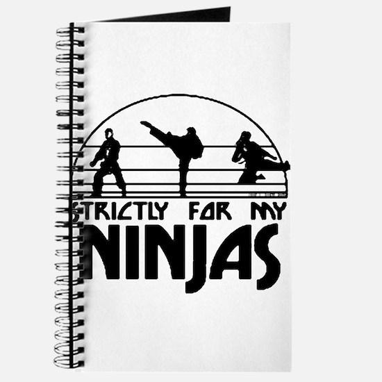 strictlyNinjas3.png Journal