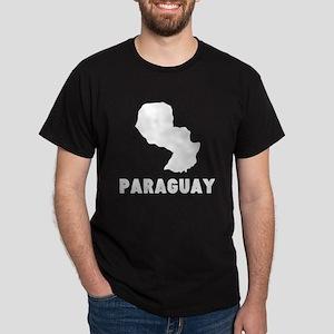 Paraguay Silhouette T-Shirt