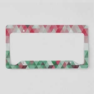 Prism License Plate Holder