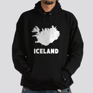 Iceland Silhouette Hoodie