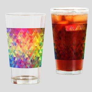 Prism Drinking Glass