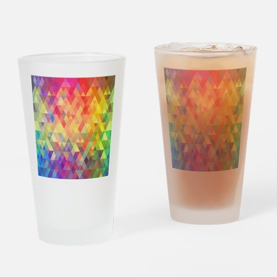 Prism Drinking Glass