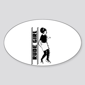 Rude Girl Sticker