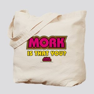 Mork Is That You? Tote Bag