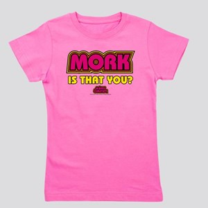 Mork Is That You? Girl's Tee