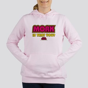 Mork Is That You? Women's Hooded Sweatshirt