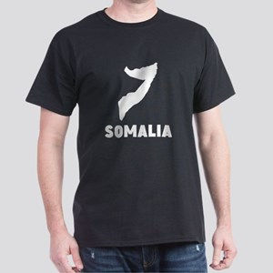 Somalia Silhouette T-Shirt