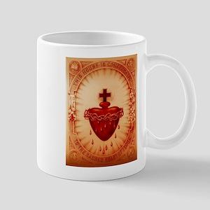 Sacred Heart House Mugs