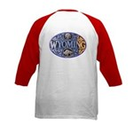 WYOMING Kids Baseball Jersey