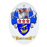 McDavid Oval Ornament