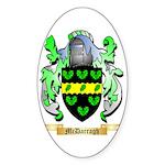 McDarragh Sticker (Oval 50 pk)