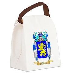 McDaniel Canvas Lunch Bag
