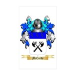 McCurdy Sticker (Rectangle 50 pk)