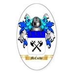 McCurdy Sticker (Oval 10 pk)